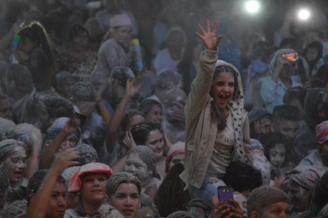 Más de 10 mil personas en el 32° Festival de la Solidaridad 18