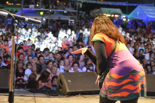 Más de 10 mil personas en el 32° Festival de la Solidaridad 24