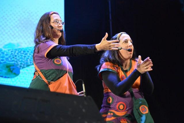 Más de 10 mil personas en el 32° Festival de la Solidaridad 21