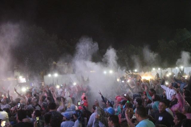 Más de 10 mil personas en el 32° Festival de la Solidaridad 16
