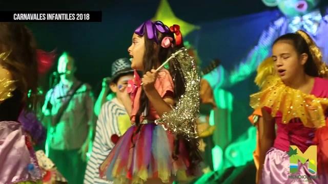 Se vienen los carnavales infantiles 2