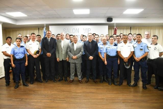 Destacaron a 25 efectivos del Departamento Colón por su accionar profesional 1