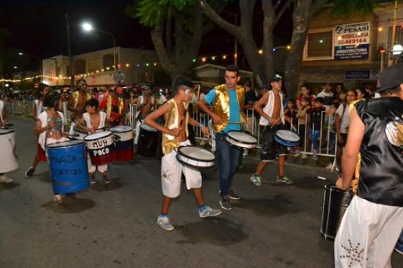 En fotos: la celebración del Carnaval de Unquillo 8