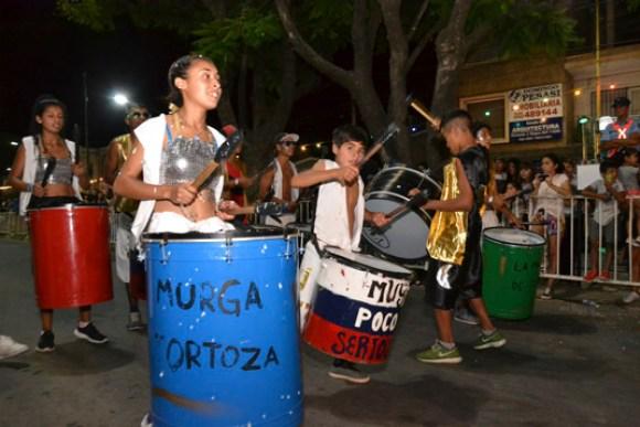En fotos: la celebración del Carnaval de Unquillo 7