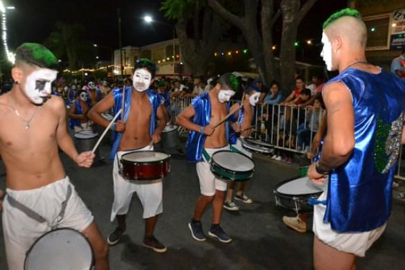 En fotos: la celebración del Carnaval de Unquillo 5