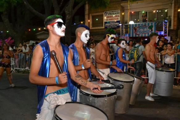 En fotos: la celebración del Carnaval de Unquillo 4