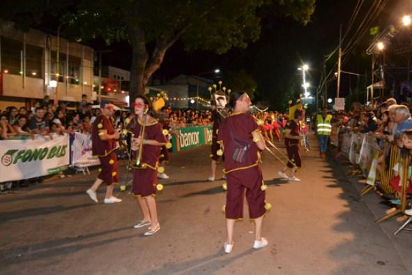 En fotos: la celebración del Carnaval de Unquillo 10
