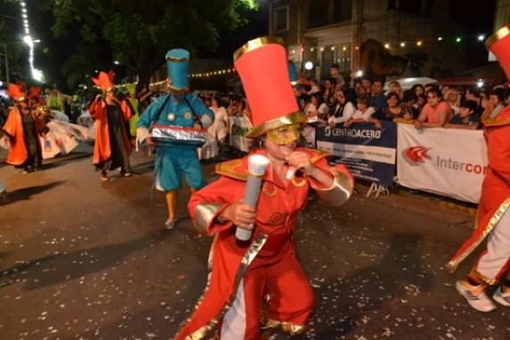 En fotos: la celebración del Carnaval de Unquillo 12