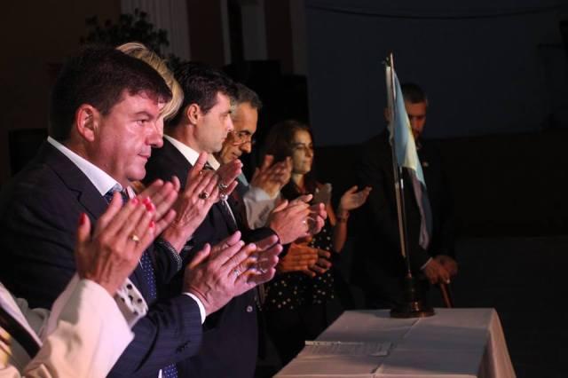 Albanese dio inicio al período de sesiones del Concejo Deliberante 6