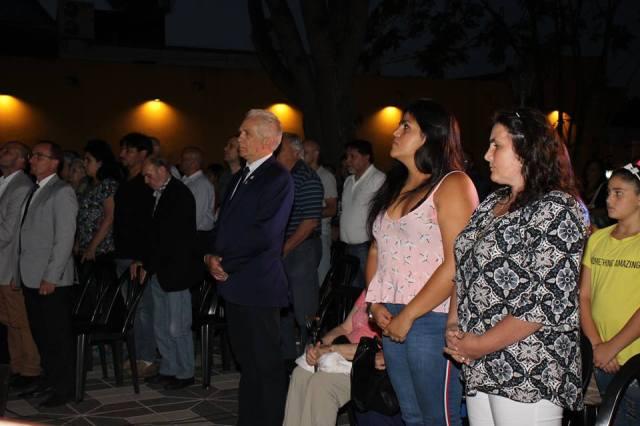 Albanese dio inicio al período de sesiones del Concejo Deliberante 7