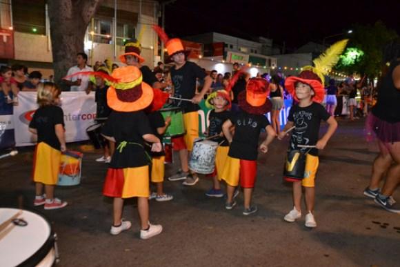 En fotos: la celebración del Carnaval de Unquillo 24