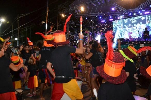 En fotos: la celebración del Carnaval de Unquillo 25