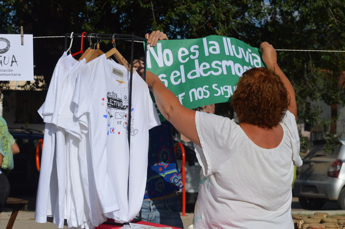 Sierras Chicas unida para no olvidar