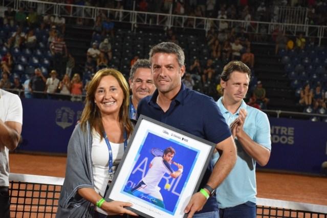 El cordobés Lóndero en la final del Córdoba Open 2019 3