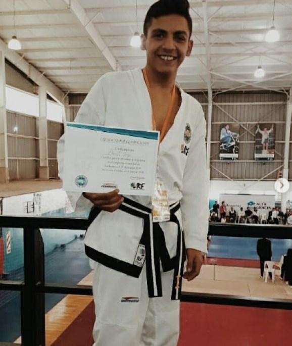 Naim Demat, el joven taekwondista que necesita de tu ayuda 4