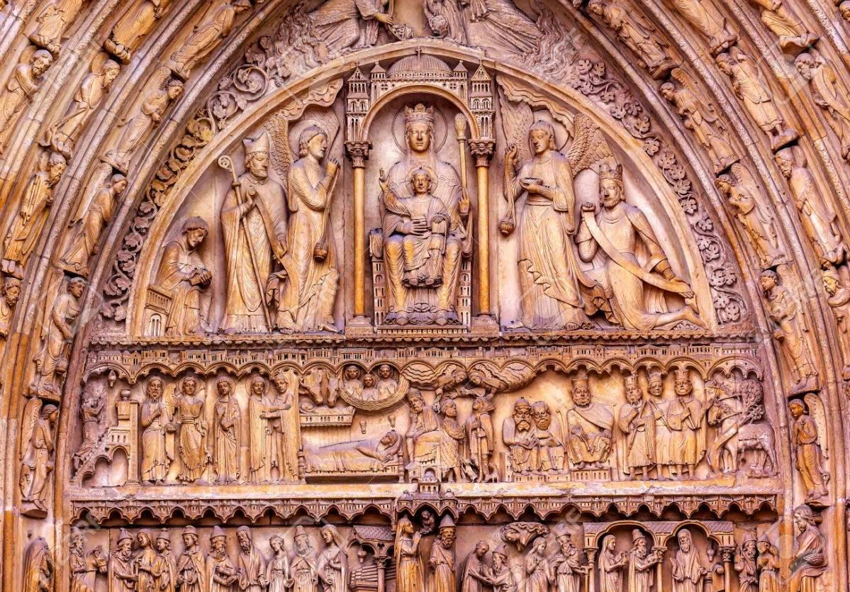 Maldición de la catedral de Notre Dame: ¿Un artista pactó con el diablo?
