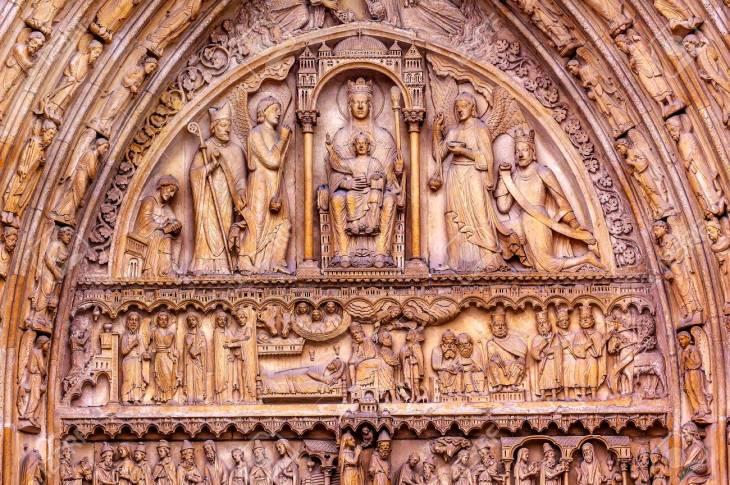 Maldición de la catedral de Notre Dame: ¿Un artista pactó con el diablo? 1