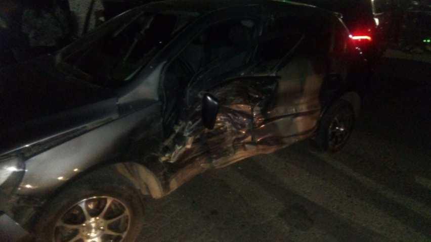 Accidente en Villa Allende: estuvieron involucrados tres vehículos (fotos)