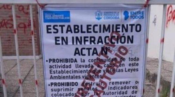 Antena de importante telefónica fue clausurada en La Calera 1