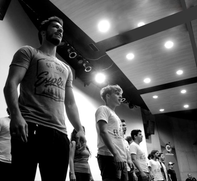"""""""El Gringo"""", el musical sobre Agustín Tosco tendrá en su elenco a un unquillense 7"""