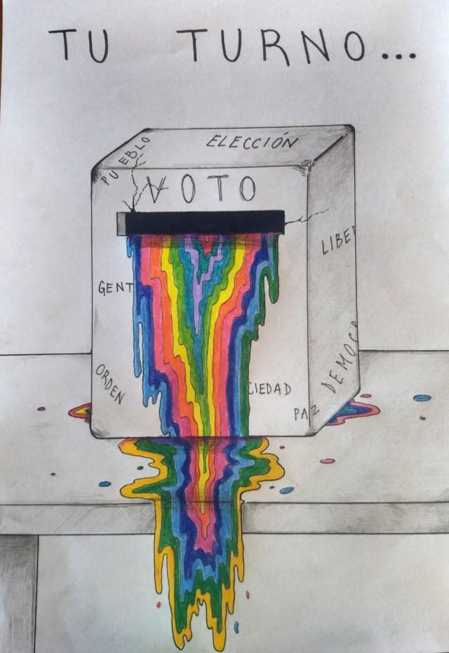 """""""La política a nuestros ojos"""" 2"""