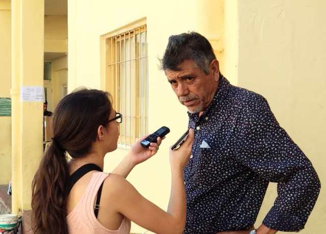 "Eduardo Romero: ""Lo importante es que la gente venga a votar"" 1"