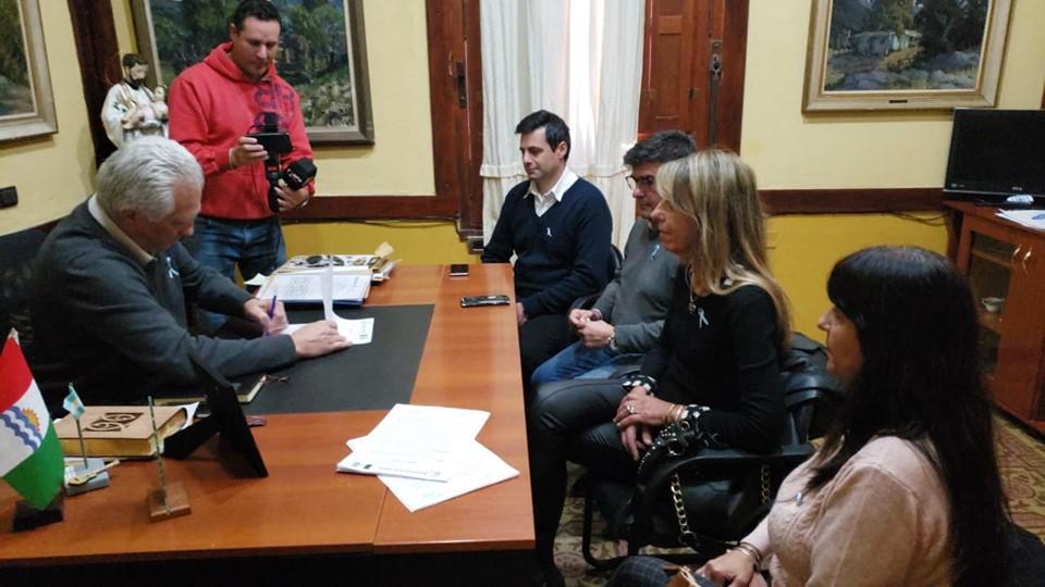 Rio Ceballos renovará su intendente el 28 de julio