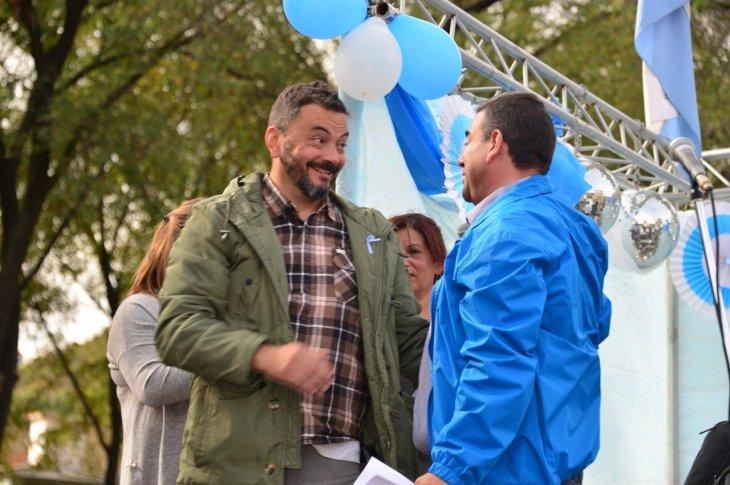 Pablo Murúa será candidato a intendente de Río Ceballos 10