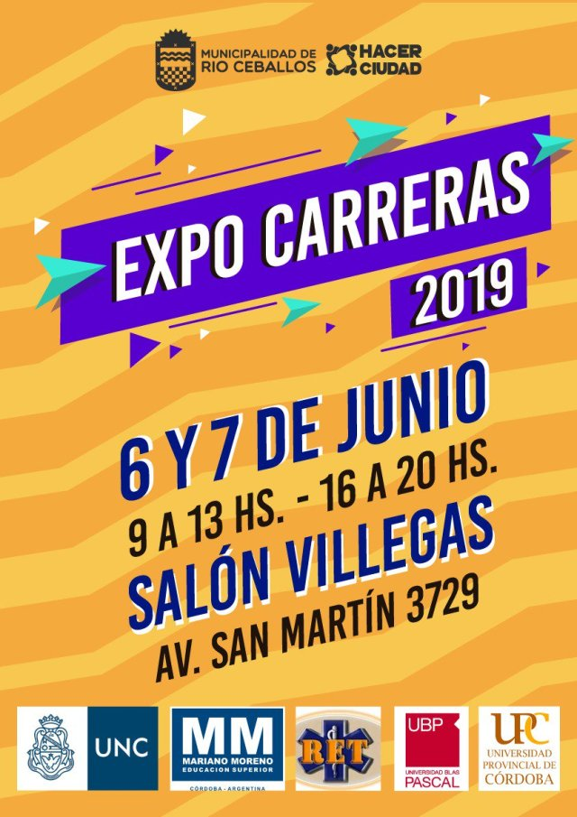 Expo Carreras en Rio Ceballos 2