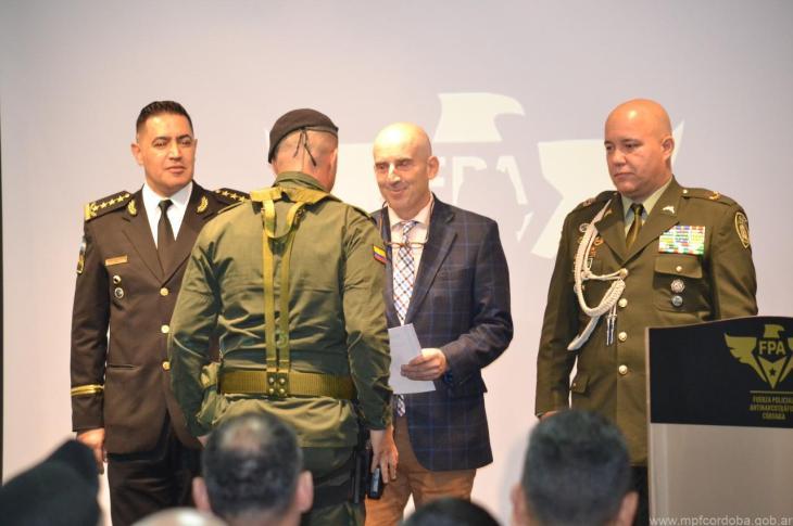 Realizaron cursos de capacitación para las fuerzas policiales provinciales 2