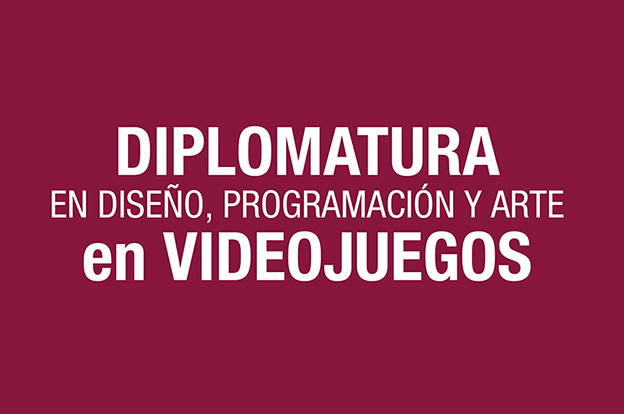 Abrieron las inscripciones para la Diplomatura en Videojuegos 1