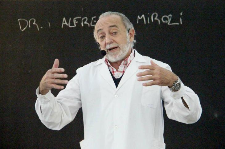 """Alfredo Miroli: """"La salud es una conquista, no un regalo"""" (audio) 8"""