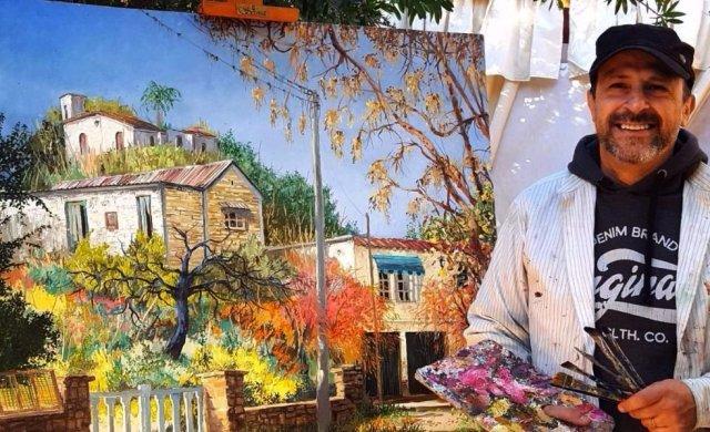Se viene un nuevo encuentro de Pintores Populares en Río Ceballos 3
