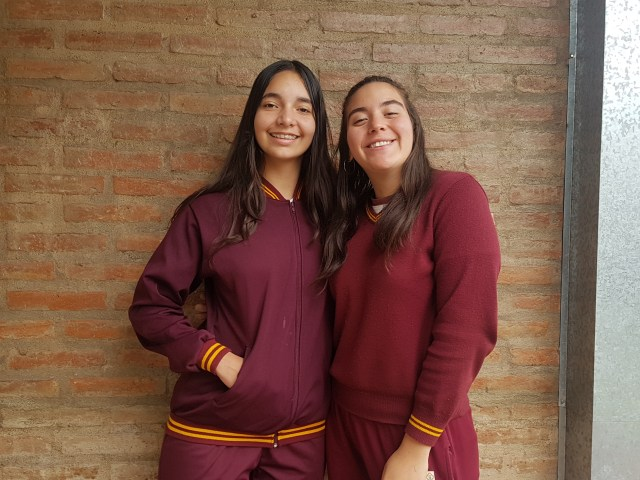 Dos estudiantes de Unquillo preseleccionadas para el Nacional de Hándbol 3
