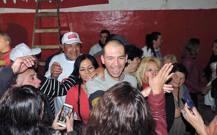La UCR festeja: Picat, es el intendente electo de Jesús María 6