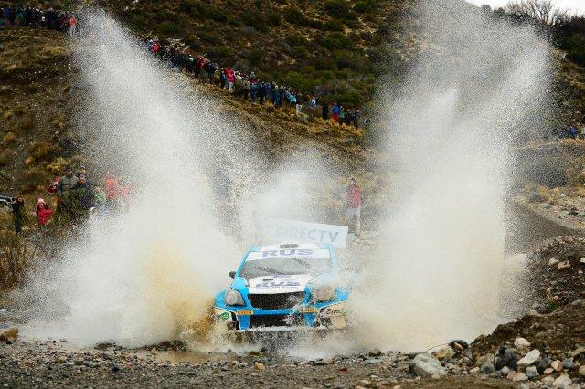 Rally Argentino: Marcos Ligato al podio 2