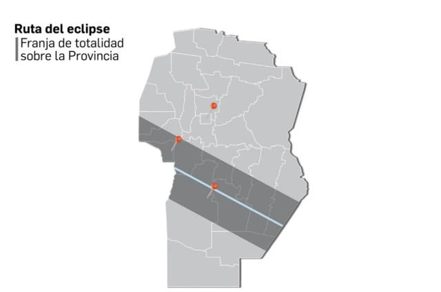 Córdoba, el mejor lugar para contemplar el eclipse total de Sol 3