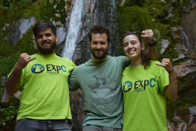 Río Ceballos recibe a Expedición Ciencia 3
