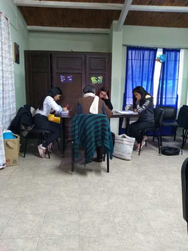 Unquillo: proyectan una escuela para adultos en Gobernador Pizarro 2