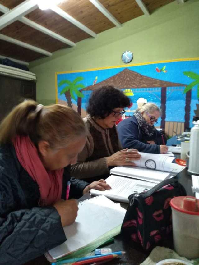 Unquillo: proyectan una escuela para adultos en Gobernador Pizarro 3