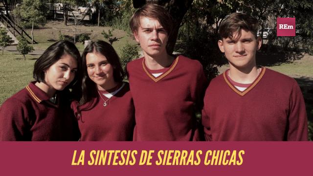 La síntesis informativa de Sierras Chicas (audio) 2
