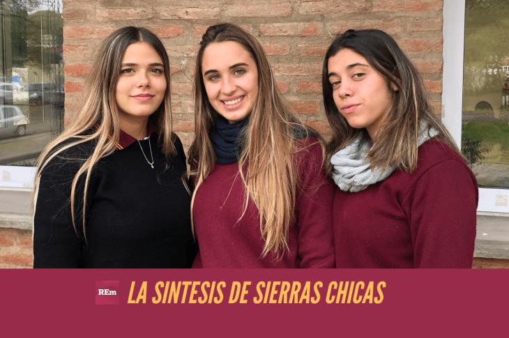 La síntesis informativa de Sierras Chicas (audio) 11