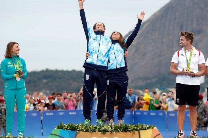 Se celebró el Día Olímpico 10