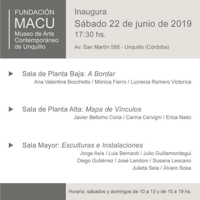 El MACU presenta nuevas muestras 6