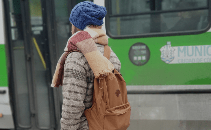Transporte urbano: paro por 24 horas afecta a la capital cordobesa 7