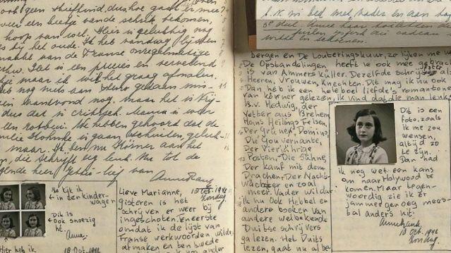 Un Día en honor a Ana Frank 2