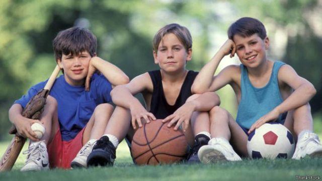 La relación de los adolescentes con el deporte 1