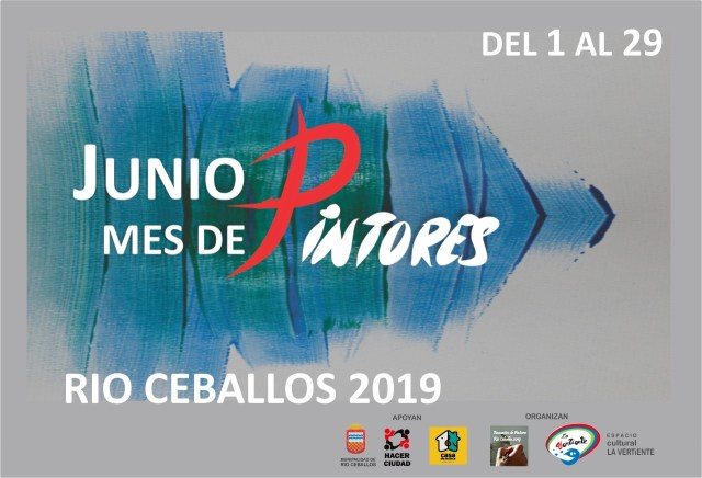 Se viene un nuevo encuentro de Pintores Populares en Río Ceballos 4
