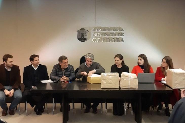 Licitación de obras del Acueducto de Sierras Chicas Norte 8