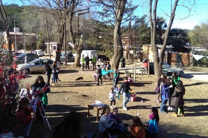 Piden donación de golosinas para el Día del Niño en Río Ceballos 15